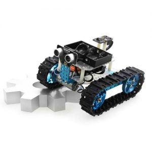 Starter Robot Kit Front and Side View