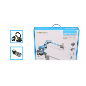 mDrawBot Blue with Bluetooth and Laser Kit