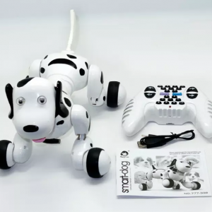Smart Dog Robot Front View