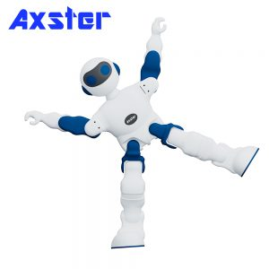 Axster Humanoid Robot Front View